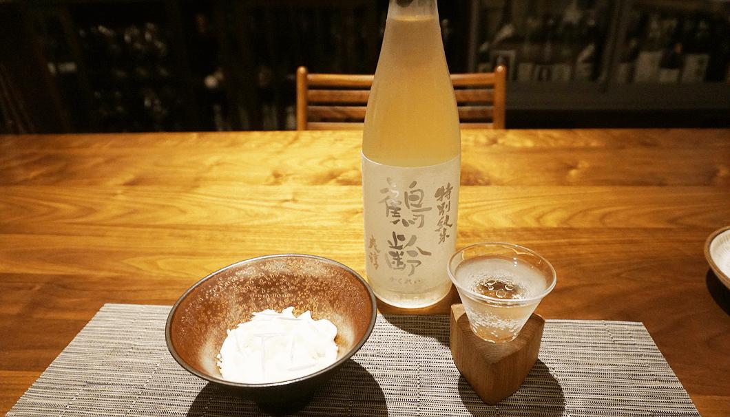 「南蛮海老、カリフラワー」×「鶴齢 特別純米 爽醇 夏酒」
