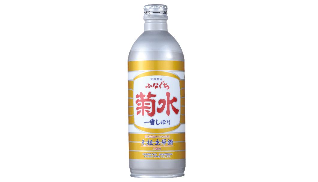 菊水500ml缶ボトル画像