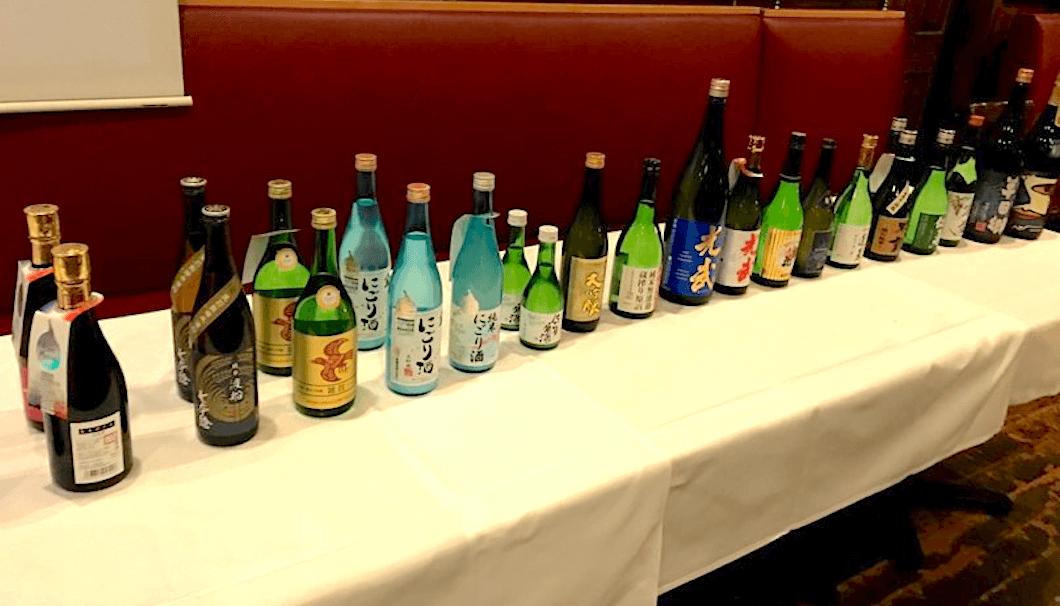 「Kura Master」の出品酒