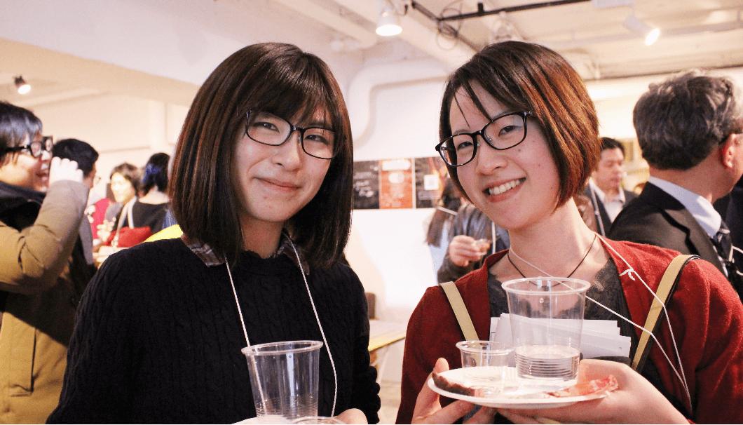 「Makuake 日本酒 Night 2019」の参加者