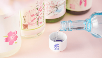 リカーイノベーション主催の日本酒イベントのイメージ画像