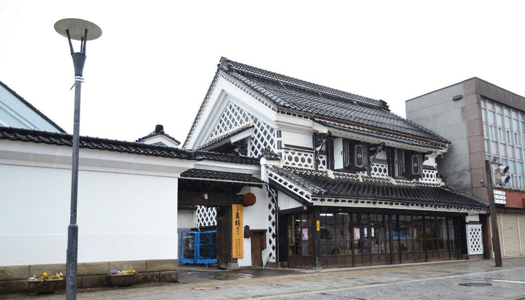 田中酒造店外観