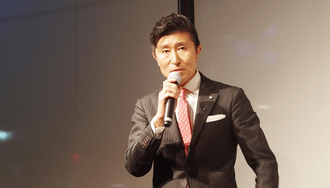 『Discover Japan』統括編集長の高橋さん