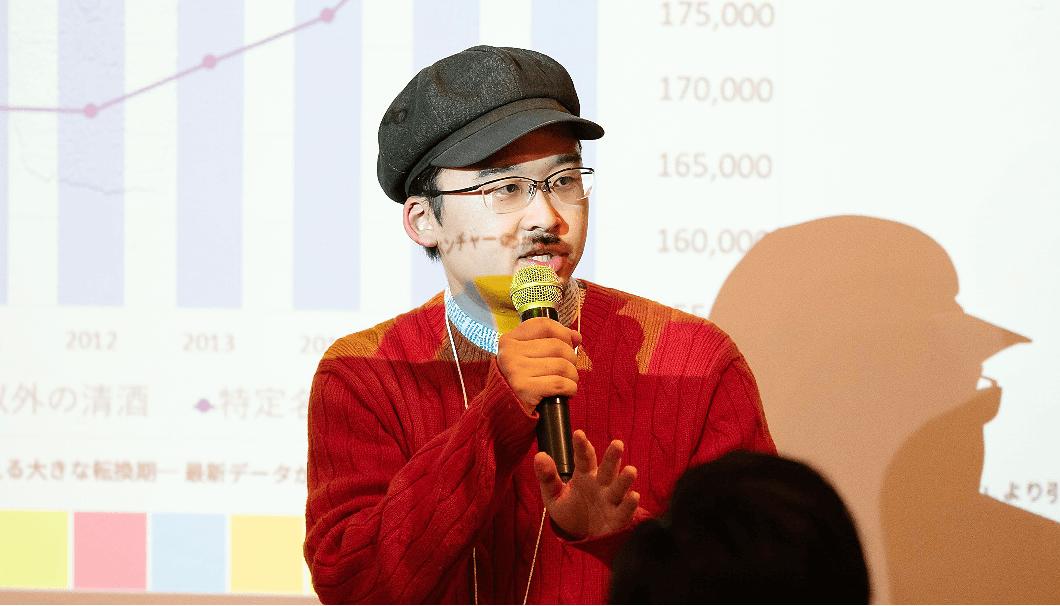 SAKETIMES編集長・小池潤