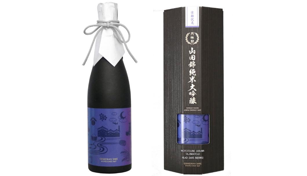 ANADFと月桂冠のコラボ商品