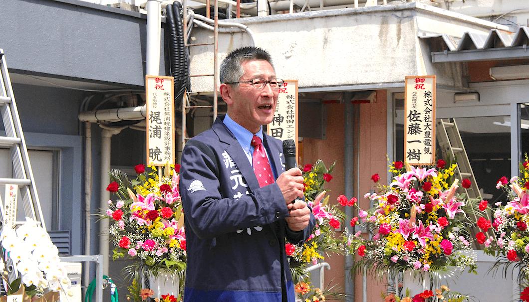 菊水酒造・髙沢大介社長