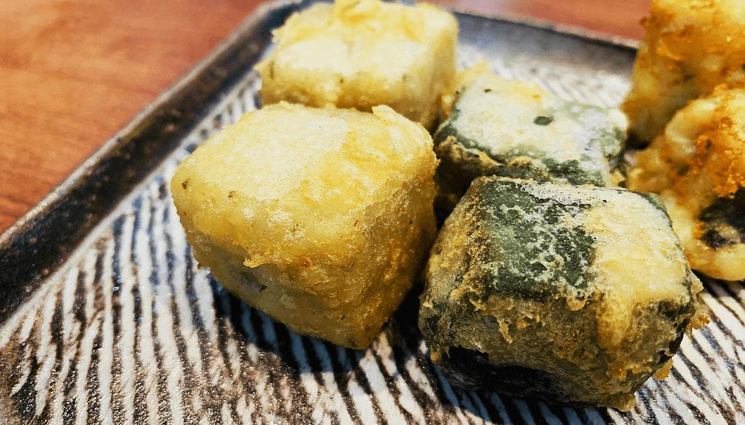 生麩の天ぷら