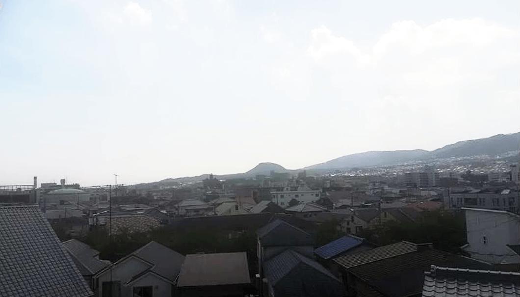 小浜地区・本妙寺から眺め