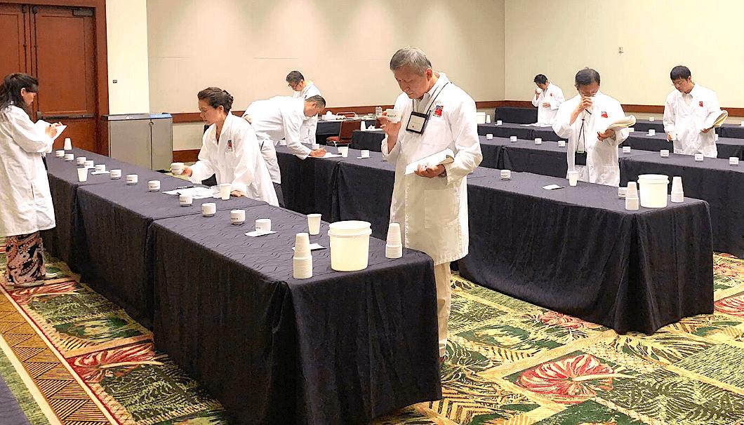 2019年度全米日本酒歓評会の様子