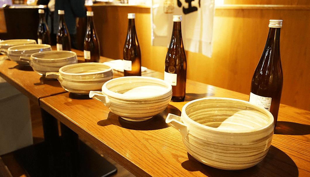 「久保田 原酒のきき酒会」