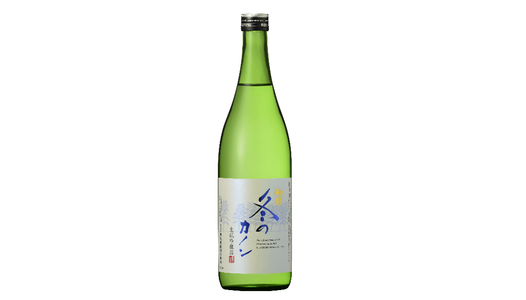 「初孫 冬のカノン 吟醸酒」