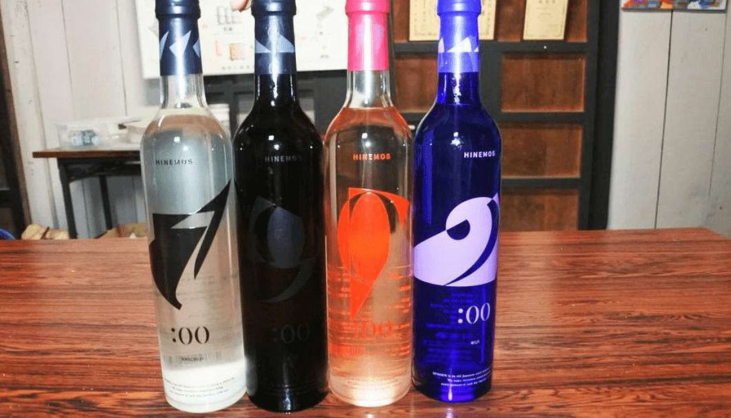 時間と一緒に楽しむ日本酒「HINEMOS(ひねもす)」