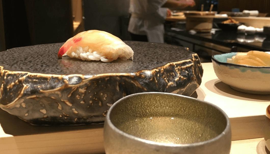 あゆむの寿司