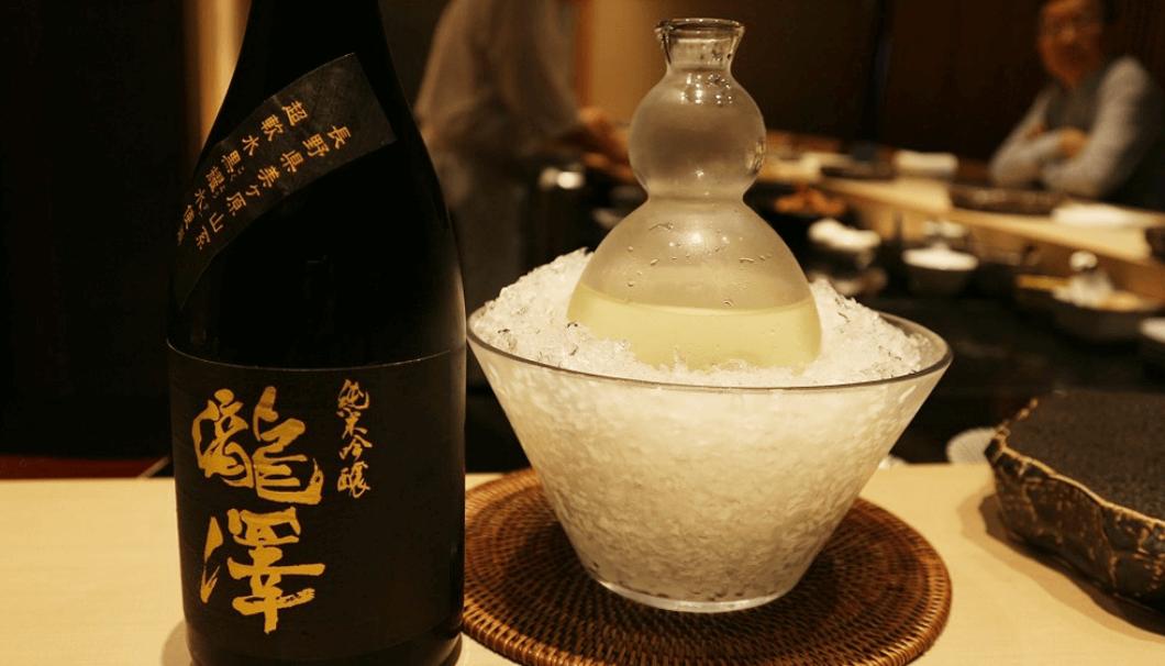 長野県上田市の信州銘醸株式会社が醸す「滝澤 純米吟醸」