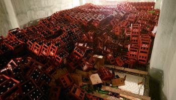 加藤嘉八郎酒造の被害画像