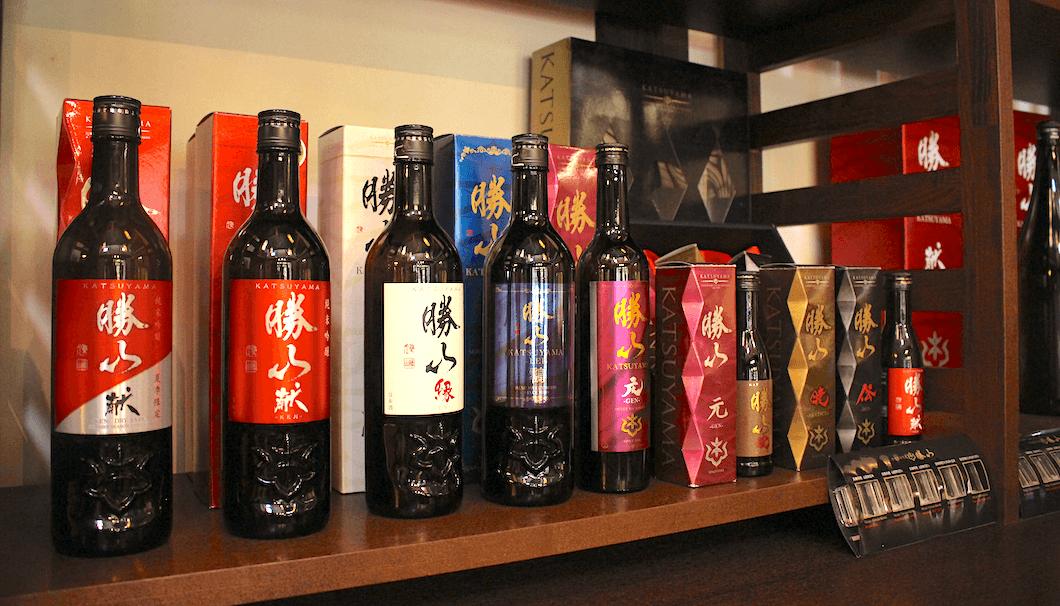 仙台伊澤家勝山酒造の「勝山」シリーズ