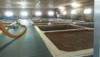 醤油の醸造工程(もろみ造り)