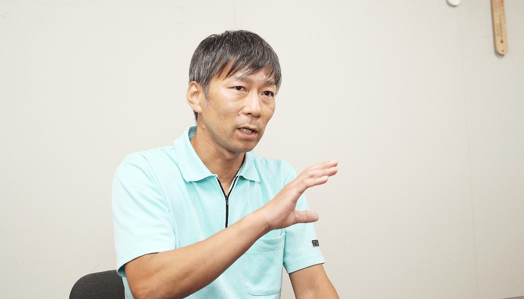 月桂冠 醸造部 一号原料発酵グループ 熊田裕次さん