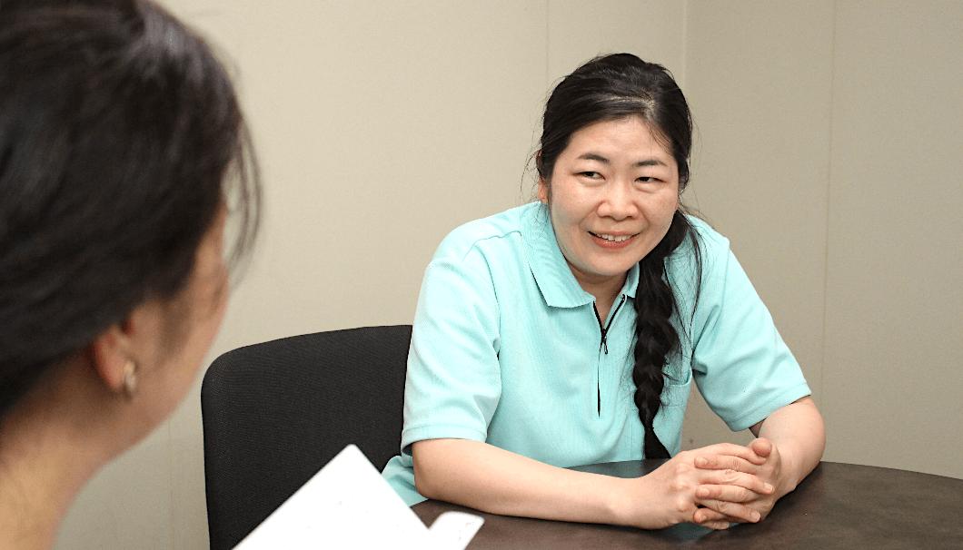 月桂冠総合研究所 製品開発課の鈴木佐知子さん