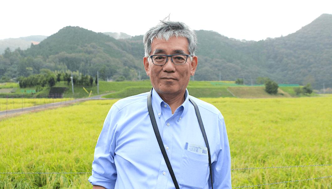 勝木慶一郎さん