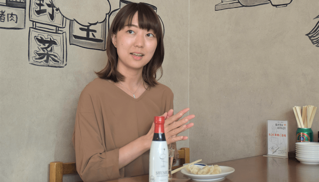 発酵料理家の真野遥さん