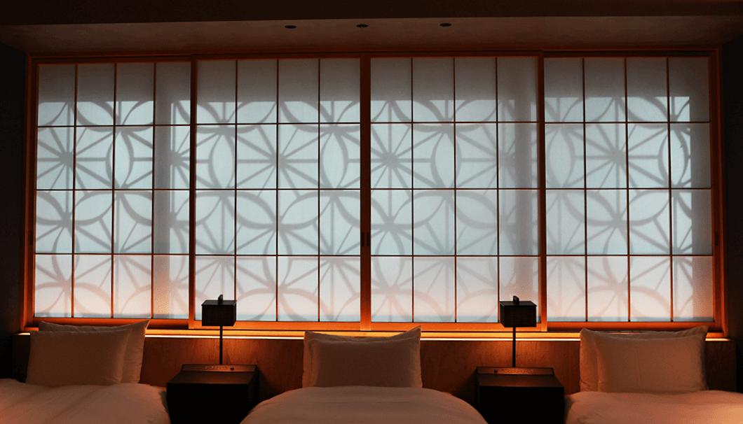 星のや東京の部屋