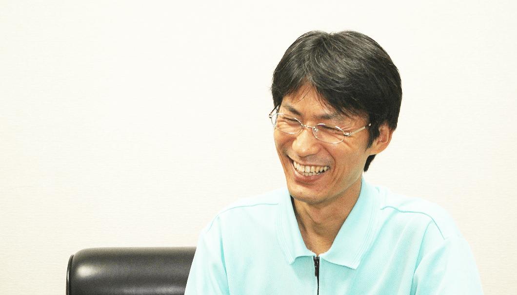 月桂冠 生産管理部資材課 課長の嘉屋正彦さん