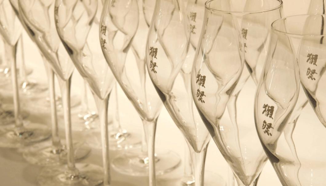 オリジナルのグラス