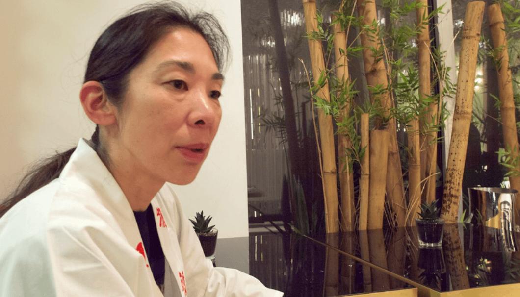 欧州でのミッションを統括する飯田薫さん。