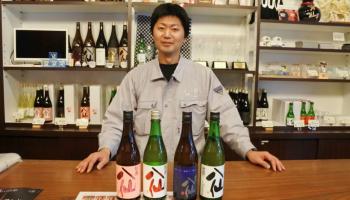 杜氏の駒井伸介さん