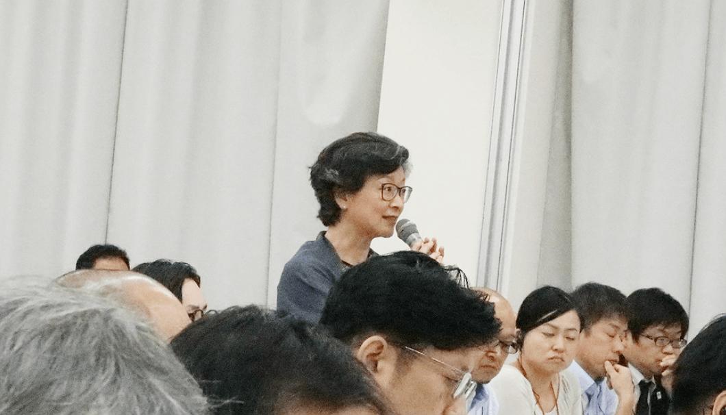 「日本酒輸出戦略ビジネスサミット2019」の会場からの質問