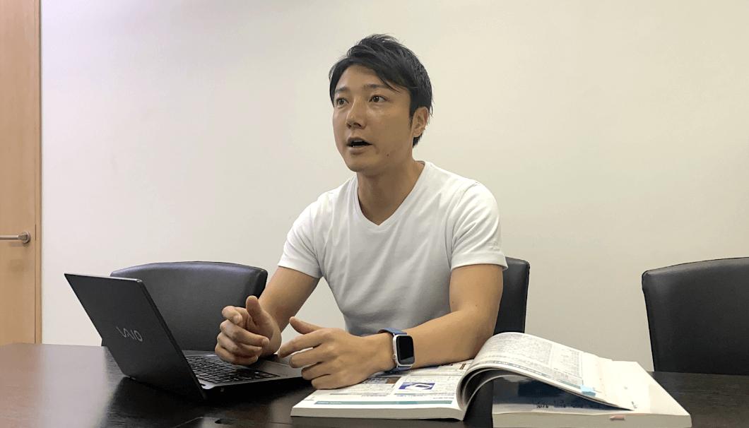 醸造機器用品専門商社 北村商店の5代目・北村勇人さん