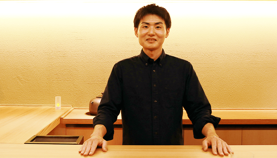 「ふしきの」の料理を担当する小坂さん