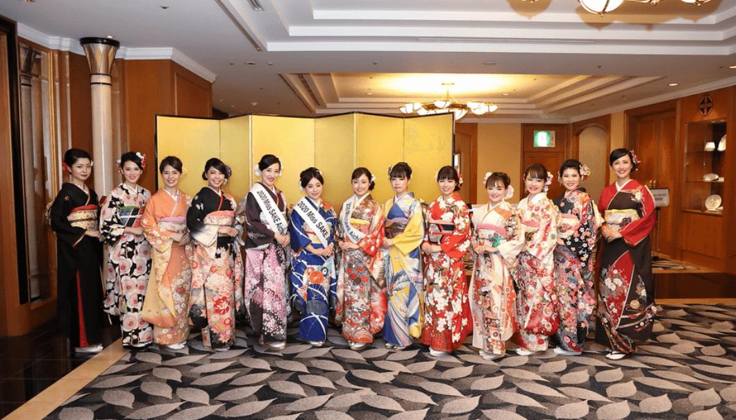ミス日本酒愛知大会2020グランプリ決定