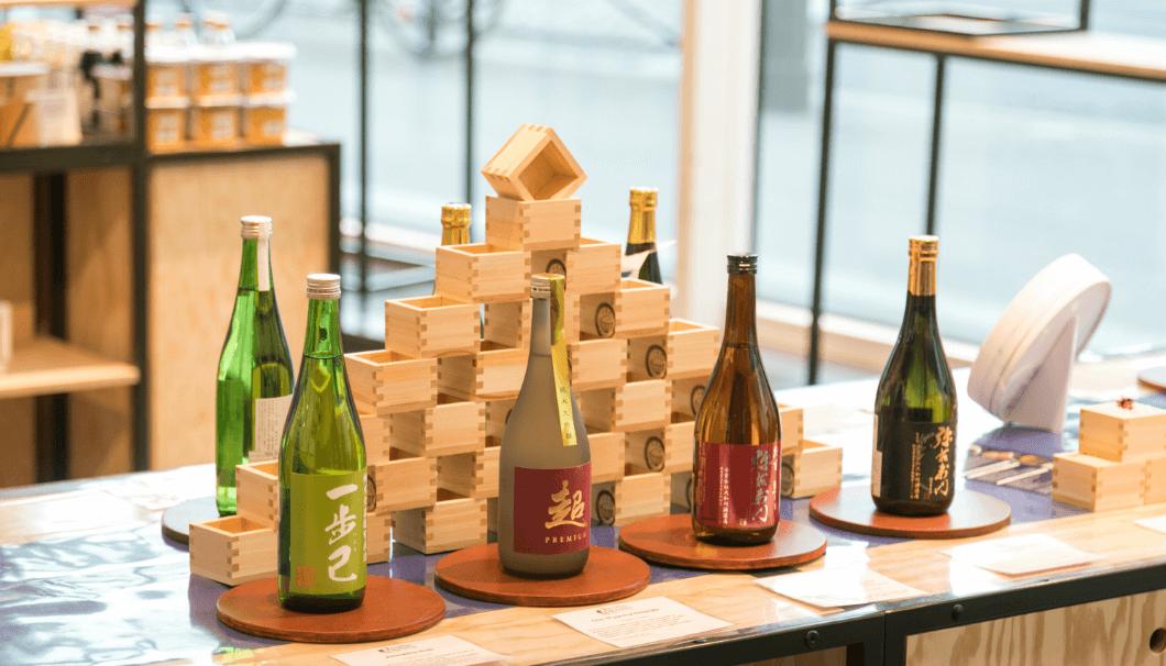 テロワージュふくしま実行委員会(代表:北村秀哉)が開催するフランスのパリ日本文化会館にて福島の日本酒や食の魅力を発信する展示会