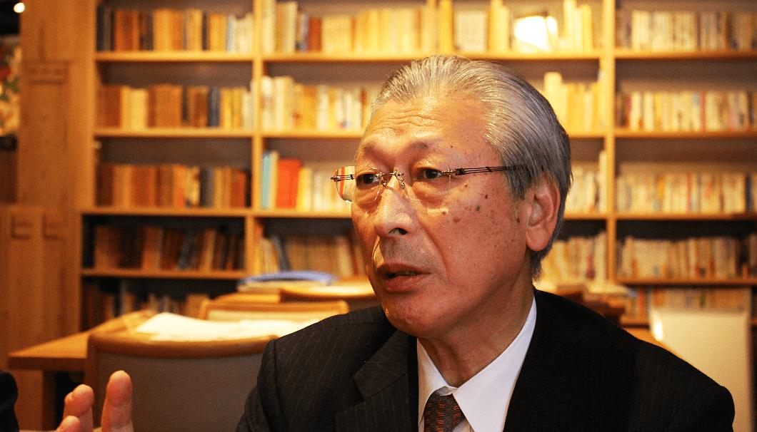 新発田市長の二階堂馨氏