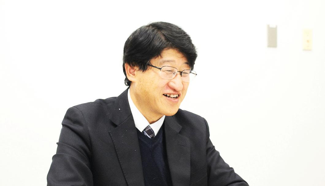 福島県ハイテクプラザ 会津若松技術支援センターの鈴木賢二さん