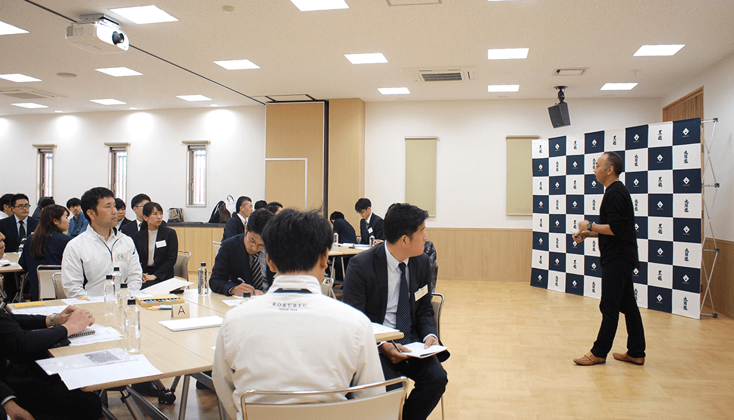 「KOKURYU CAMP 2019」の様子