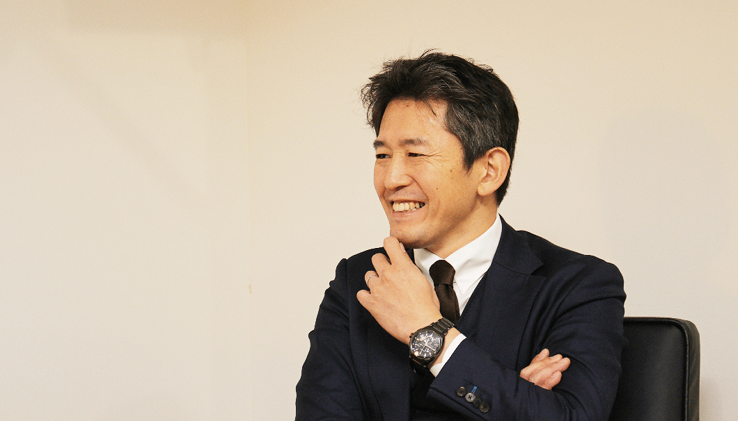 旭酒造 代表取締役社長の桜井一宏さん