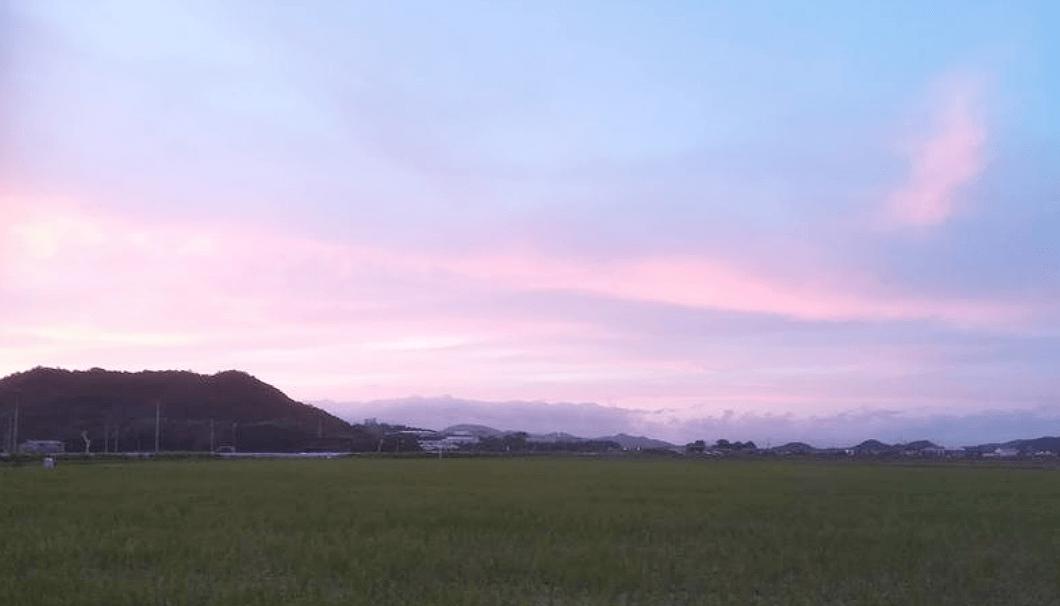 滋賀県東近江の風景