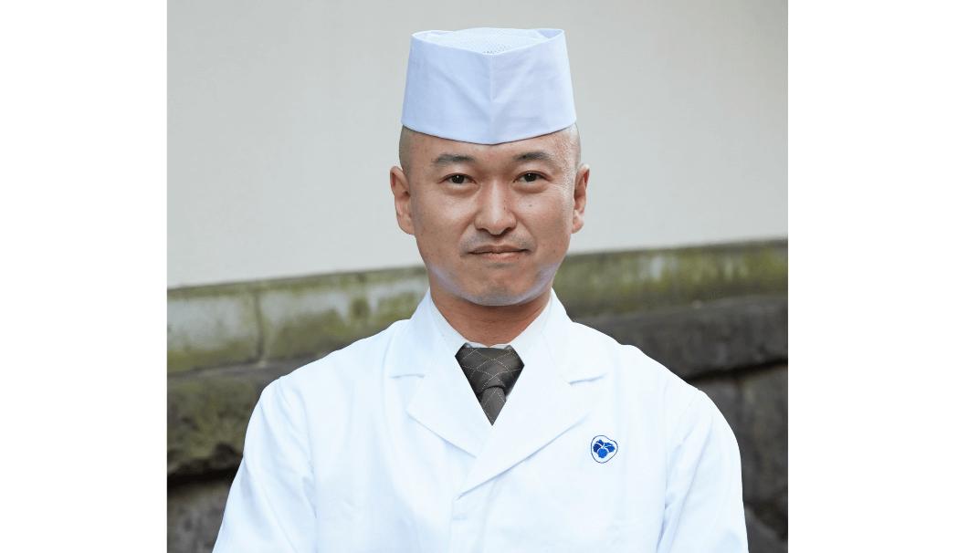 「御料理 宮坂」の宮坂展央さん