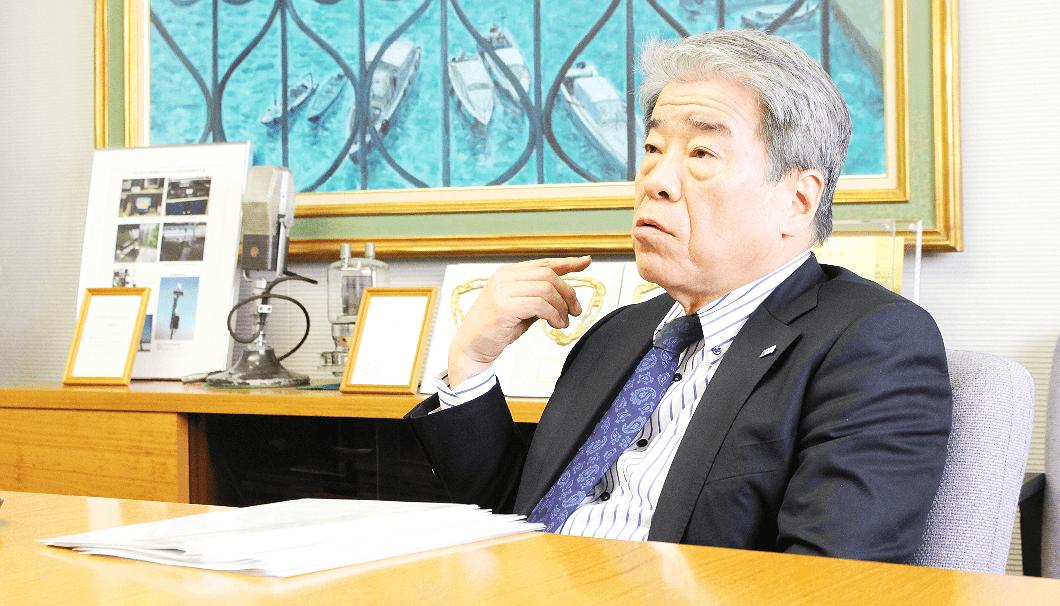 ラジオ関西代表取締役社長・桃田武司さん