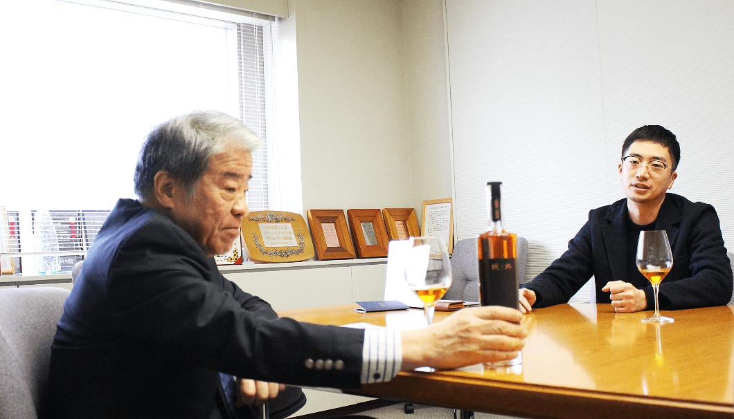 「現外」を味わうラジオ関西社長・桃田武司さんと株式会社Clear代表の生駒
