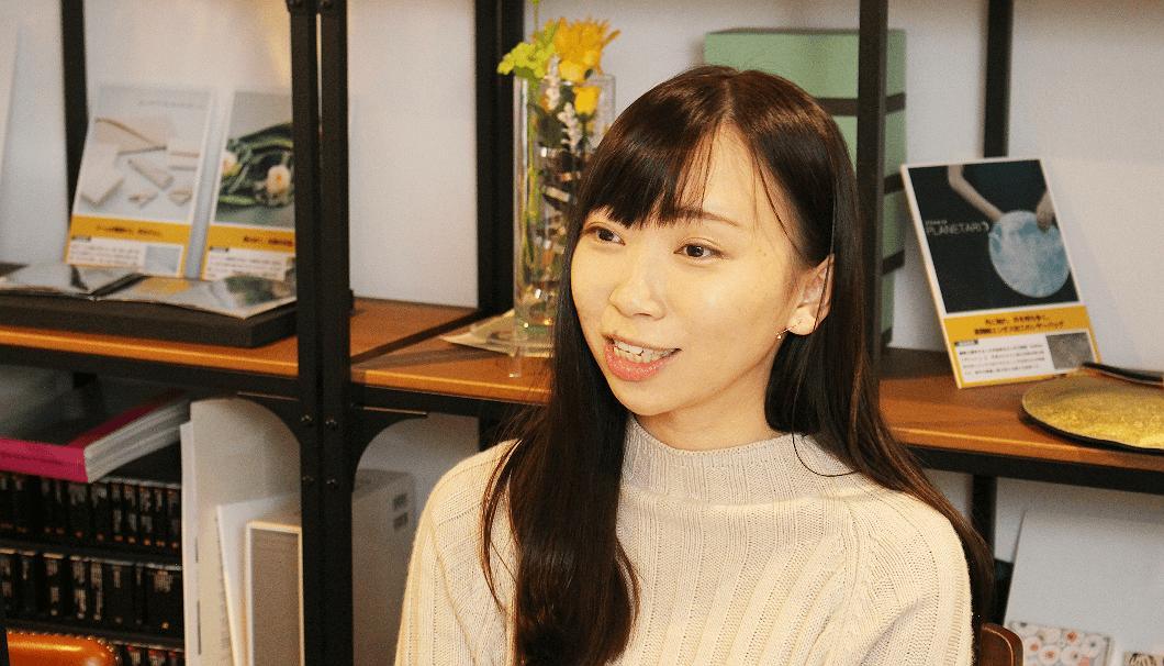 TRINUS プロデューサーの郷内ちひろさん