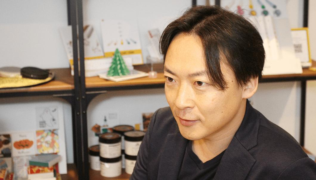 TRINUS 代表取締役の佐藤真矢さん