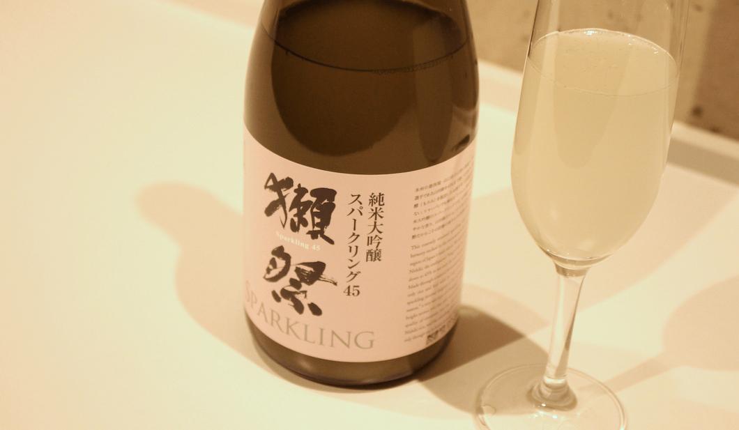 純米大吟醸 スパークリング45 720ml