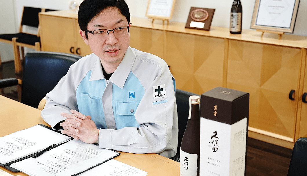 日本酒研究センター 中村亮さん