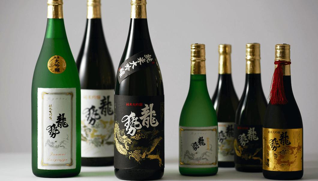 藤井酒造「龍勢」