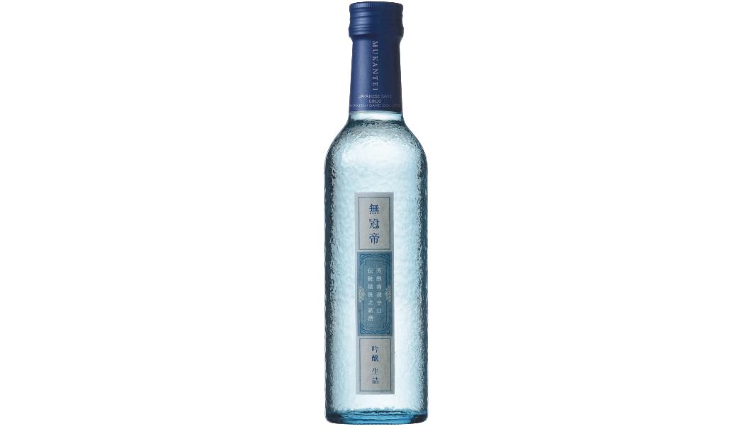 菊水酒造株式会社(新潟県新発田市)の吟醸酒「無冠帝」