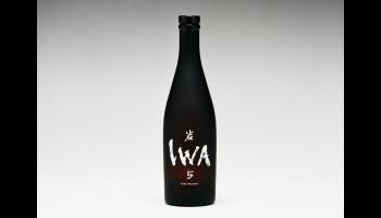 「ドン ペリニヨン」を率いたリシャール・ジョフロワ氏による日本酒「IWA 5」